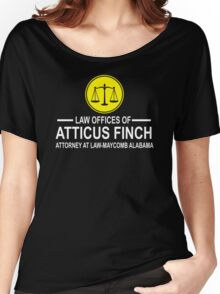 Atticus Finch Funny Women's Relaxed Fit T-Shirt