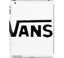 Vans iPad Case/Skin