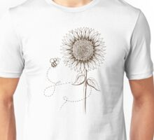 Sunny Bee - two lof bees Unisex T-Shirt