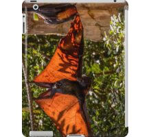 Flying foxes iPad Case/Skin