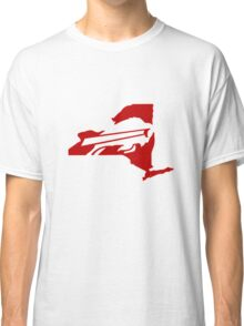 Buffalo Bills funny nerd geek geeky Classic T-Shirt