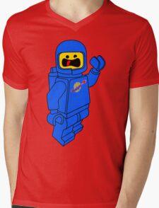 SPACESHIP! Mens V-Neck T-Shirt