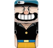Brutus (fan art) iPhone Case/Skin