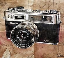 yashica by Loui  Jover