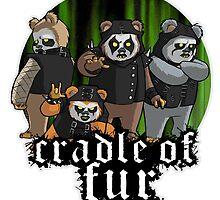 Cradle of Fur by L & R Hannah