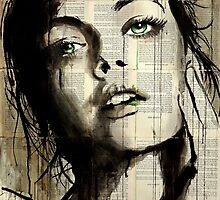 something in the way... by Loui  Jover