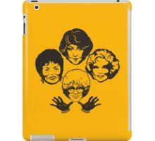 Miami Royalty Distressed Variant iPad Case/Skin