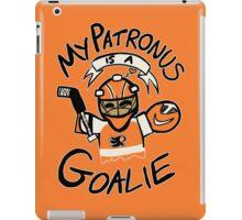 My Patronus is a Goalie (PHI Edition) iPad Case/Skin
