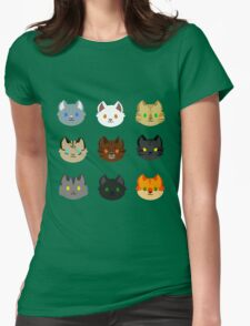 Thunderclan Womens Fitted T-Shirt