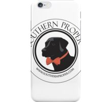 Southern Proper iPhone Case/Skin