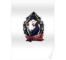Mirror, Mirror- Regina (Evil Queen)- OUAT Poster