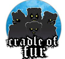 Cradle of Fur - Silhouette by L & R Hannah