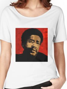 BOBBY SEALE-BLACK PANTHER Women's Relaxed Fit T-Shirt