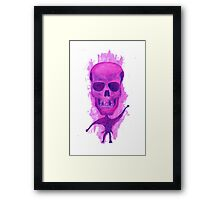 I'm Not Here [Freak] #3 Framed Print