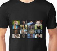 Nicolas Cage Rage Memes Unisex T-Shirt