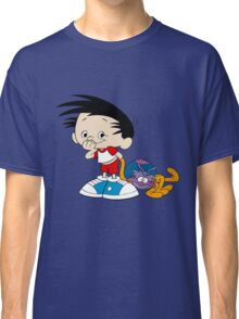 Bobby's World - Bobby & Webbly color Classic T-Shirt