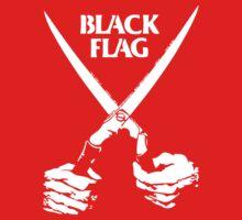 BLACK FLAG One Piece - Short Sleeve