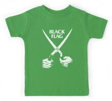 BLACK FLAG Kids Tee