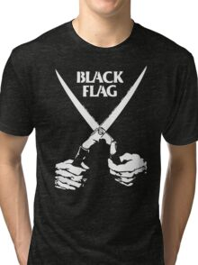BLACK FLAG Tri-blend T-Shirt