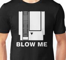 Blow Me Nintendo NES Unisex T-Shirt