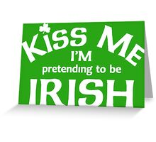Irish Greeting Card