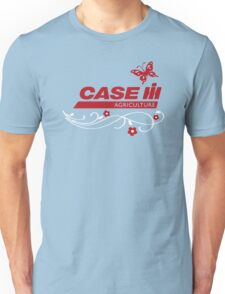 Case IH Farm BUTTERFLY Unisex T-Shirt