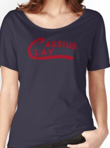 Cassius Clay Women's Relaxed Fit T-Shirt
