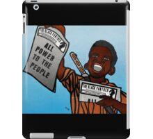 Douglas Black Panther iPad Case/Skin