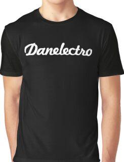 Danelectro Logo Graphic T-Shirt