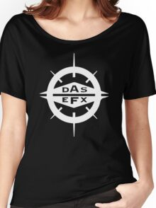 DAS EFX Women's Relaxed Fit T-Shirt