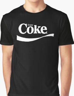 Enjoy COKE Graphic T-Shirt