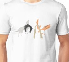 Jon and Khaleesi Unisex T-Shirt