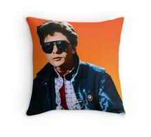 Mcfly Throw Pillow