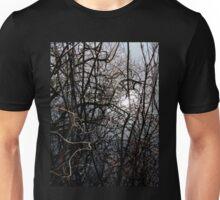 Winter Brambles Unisex T-Shirt