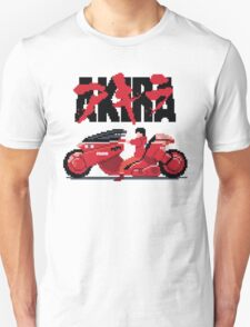 Akira Pixelart T-Shirt