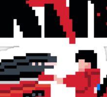 Akira Pixelart Sticker