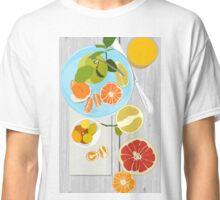 Winter Citrus Classic T-Shirt