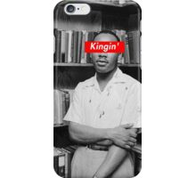 KINGIN' - MLK x Box Logo iPhone Case/Skin