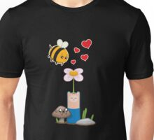 Bee in love Unisex T-Shirt