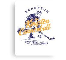 The Kingston Cannonball Canvas Print