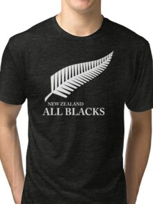 Kiwi All Blacks New Zealand Tri-blend T-Shirt