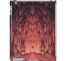 The Gates of Barad Dûr iPad Case/Skin