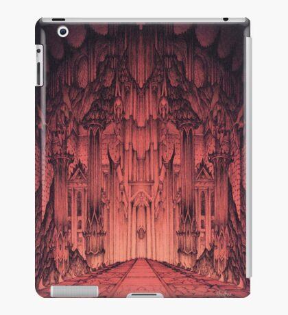 The Gates of Barad Dûr iPad Case/Skin