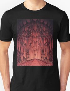 The Gates of Barad Dûr Unisex T-Shirt