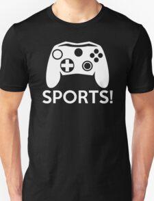 SPORTS VIDEO GAMES Unisex T-Shirt