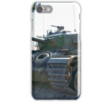 Australian War Memorial - Tank iPhone Case/Skin