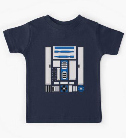 R2 D2 Kids Tee