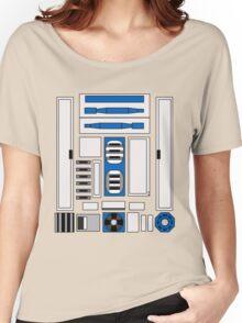 R2 D2 Women's Relaxed Fit T-Shirt