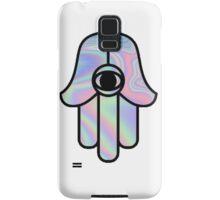hologram hamsa Samsung Galaxy Case/Skin