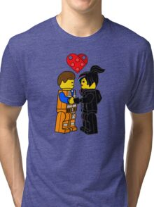 """""""We Snap Together Perfectly"""" Tri-blend T-Shirt"""